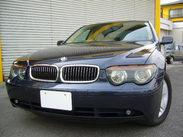 BMW745i20013