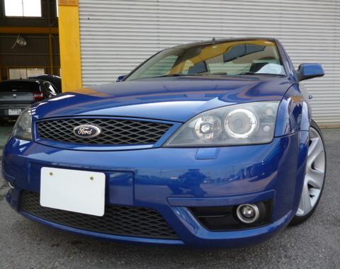ヨーロッパ フォード モンデオ ST220 6MTサムネイル