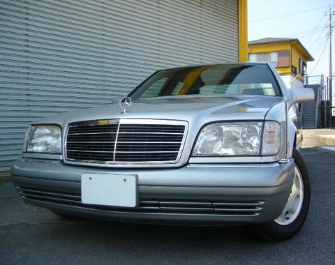 低走行の良質車!W140 Sクラス S320 入庫!埼玉サムネイル